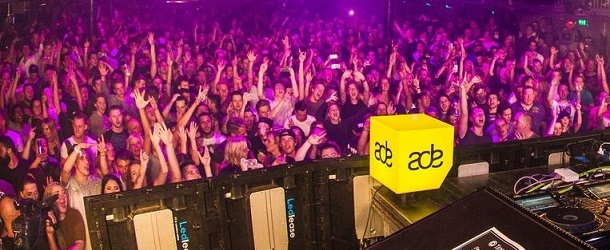 Amsterdam Dance Event 2019: trance events!