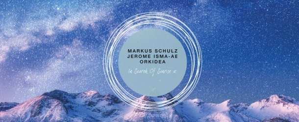 In Search Of Sunrise 15 mixed by Markus Schulz, Jerome Isma-Ae & Orkidea