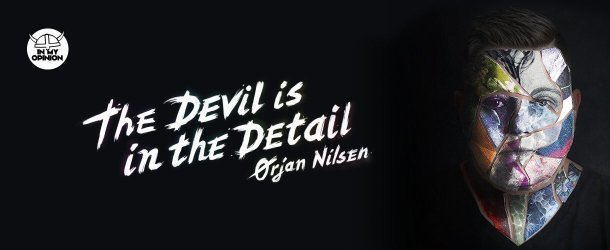 Ørjan Nilsen released highly anticipated album 'The Devil Is In The Detail'