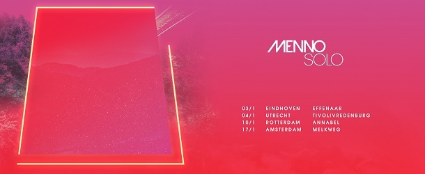 Menno Solo – On Tour – 20 Year Anniversary