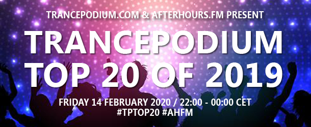 TrancePodium Top 20 Tracks Of 2019: the broadcast