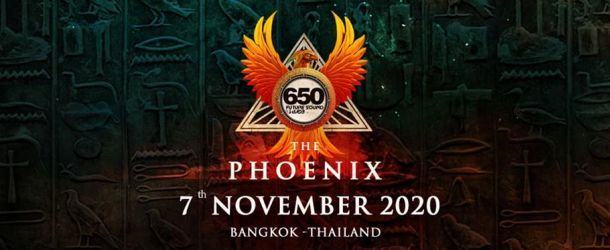 'FSOE 650 Thailand: The Phoenix' announced