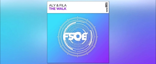 Aly & Fila - The Walk, taken from the It's All About The Melody album, is out now!