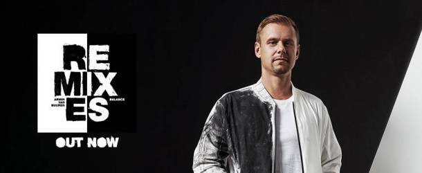 Armin van Buuren releases long-anticipated 'Balance' remix album