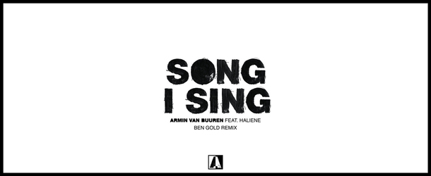 Ben Gold remixed Armin's and HALIENE's 'Song I Sing'