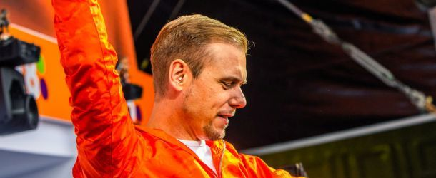 Armin van Buuren unites people and honors roots with Armin's Dutch Week
