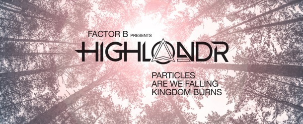 Factor B unveils Highlandr alias and releases 3-track EP