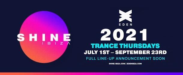 SHINE Ibiza announcement