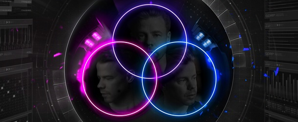 Ferry Corsten let fans choose their own perspective with interactive 3-show livestream series CHRONOS