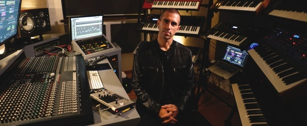 Giuseppe Ottaviani launches his Producer Masterclass Series