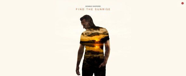 Dennis Sheperd releases the 1st great album of 2021: Find The Sunrise