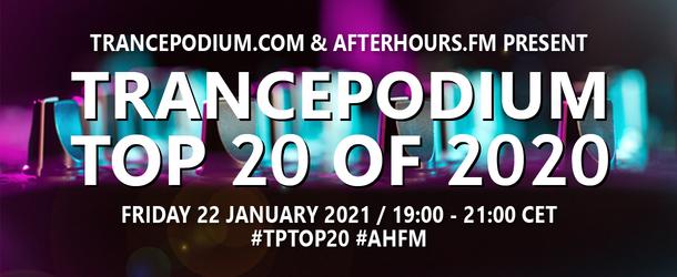 TrancePodium Top 20 Tracks Of 2020: the broadcast