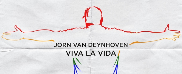 Jorn van Deynhoven says goodbye to the trance scene with 'Viva La Vida'