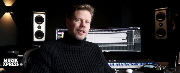 The story behind 'Punk' with Ferry Corsten