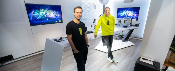 Armin van Buuren to host biggest Trance pub quiz for fans