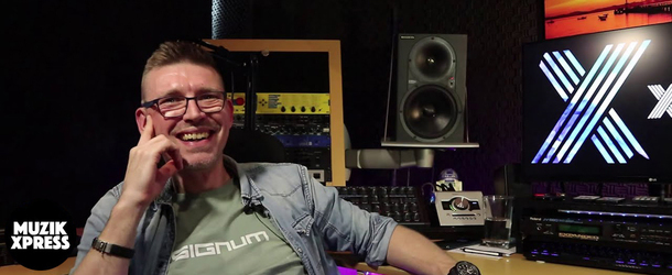 The story behind 'Signum feat. Scott Mac - Coming On Strong' with Ron Hagen