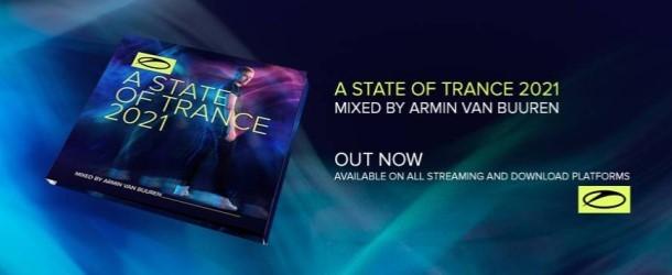 Armin van Buuren releases brand-new mix album: 'A State Of Trance 2021'