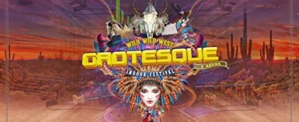 NewsFlash Grotesque Indoor Festival 2021 - Wild Wild West
