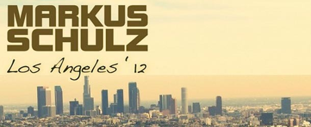 Markus Schulz' Los Angeles '12 Compilation Announced