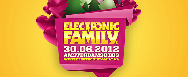 Date for Electronic Family 2012 has been set
