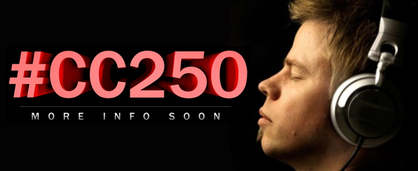 Corsten's Countdown celebrates 250 episodes!