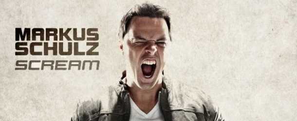 Markus Schulz - Scream, a new artist album