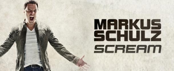 Markus Schulz - Scream album tracklist revealed!