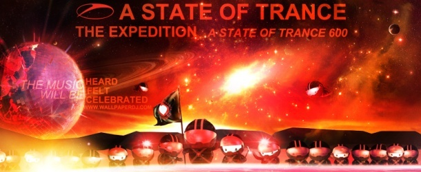A State Of Trance 600 dates, places & line-ups announced!