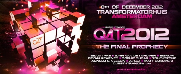 Quest4Trance lifts trance to another level!