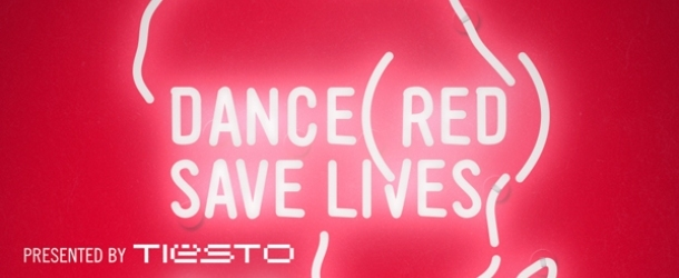 Dance (Red), Save Lives compilation album presented by Tiësto