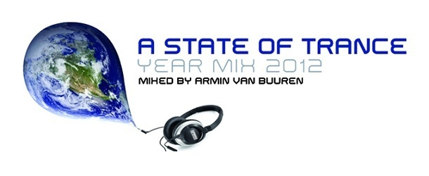Armin van Buuren – A State Of Trance Year Mix 2012