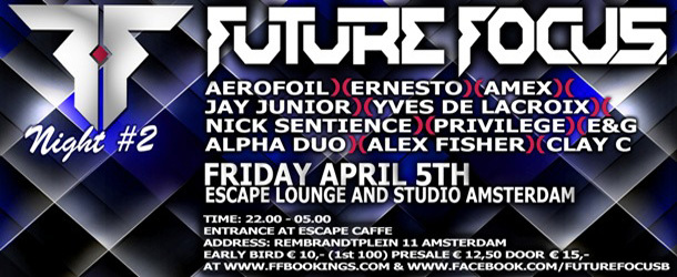 Future Focus Night #2 (Before ASOT 600)