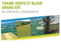 Logo Trame Verte et Bleue Grand Est