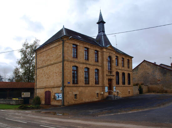 Mairie d'Authe