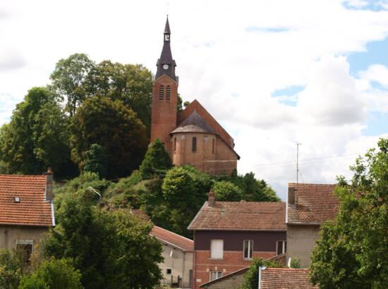 église d'Autry
