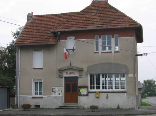 Mairie de Bouconville