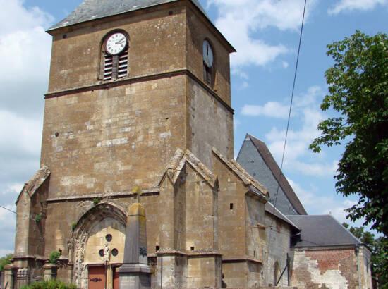 Église Saint-Nicolas de Bourcq