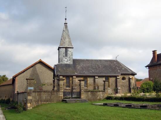 Eglise Saint-Martin à Brières