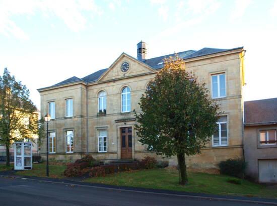 Mairie de Brieulles-sur-Bar
