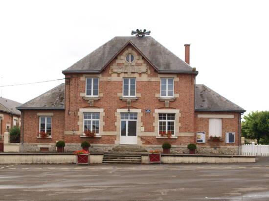 Mairie de Challerange