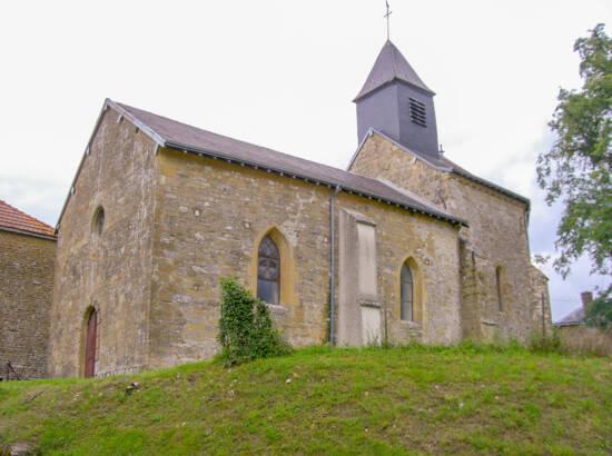 Église de Beffu-et-le-Morthomme