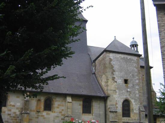Église de Grivy-Loisy