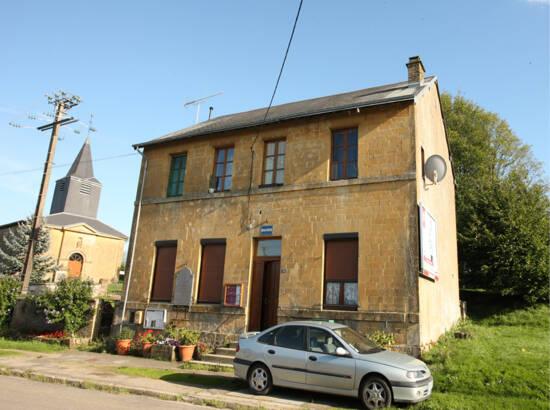 Mairie et église de Germont