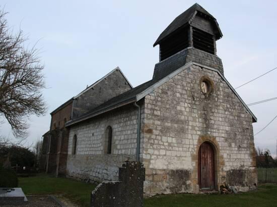 Église de Marvaux-Vieux