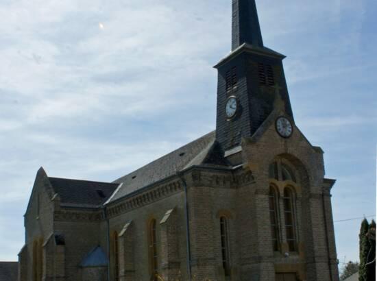 Église de Mont-Saint-Rémy