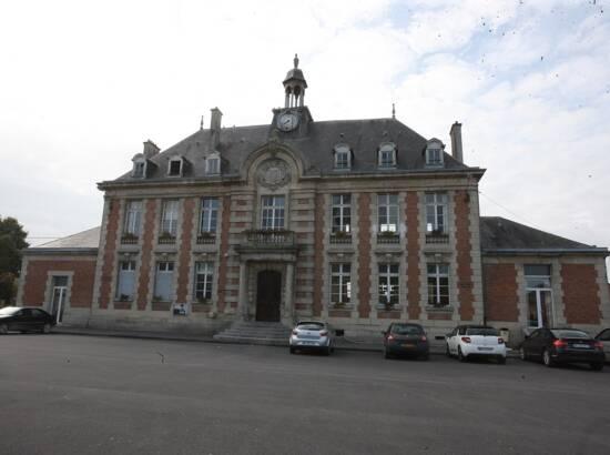 Mairie de Monthois