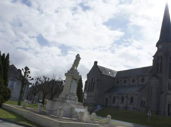 Église de Saint-Étienne-à-Arnes