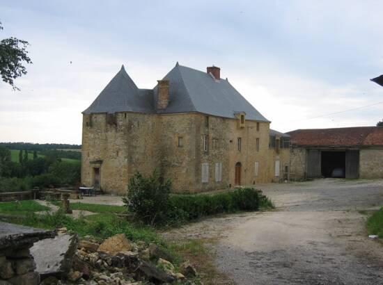 Maison forte de Saint-Pierremont
