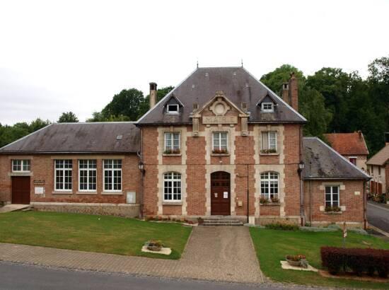 Mairie de Savigny-sur-Aisne