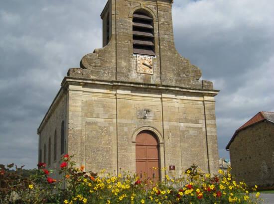 Église de Tailly